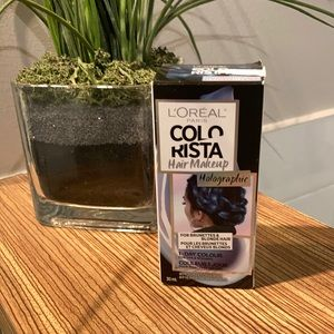 🌻4/$20 L'OREAL Colorista hair makeup holographic